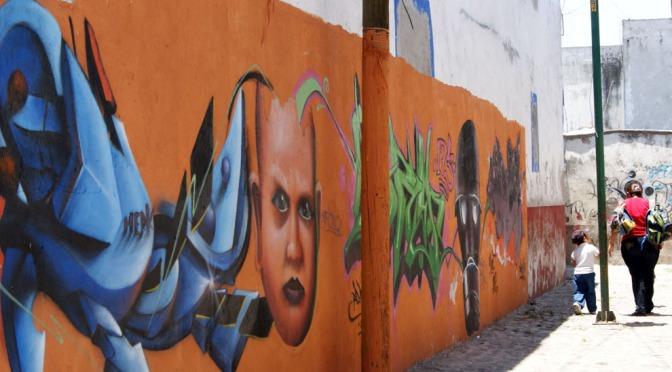 Puebla y el arte urbano