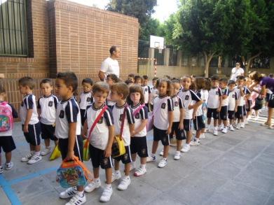Niños de primaria - Imagen pública