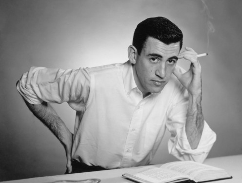 JD Salinger-Portrait Session