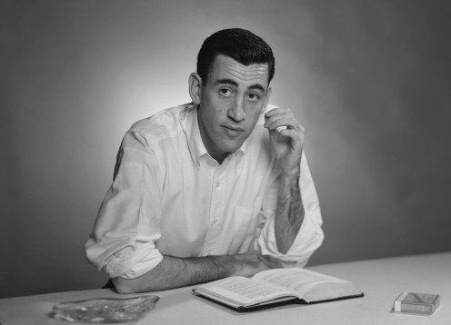 JD Salinger by Antony Di Gesu