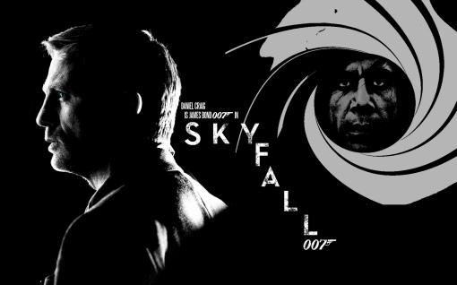 Skyfall - Imagen pública