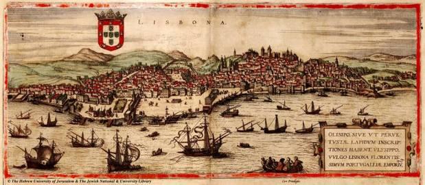 Lisboa - Imagen pública