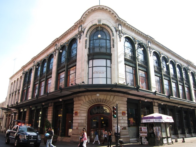 2 Norte y 2 Oriente, Centro Histórico de Puebla