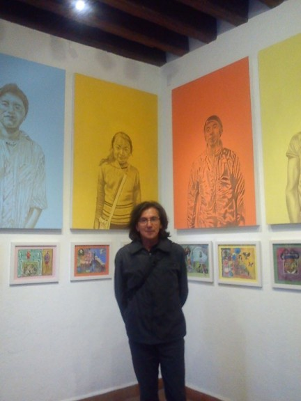 Arturo Elizondo - Fotografía de Lizbeth Cervantes Neri