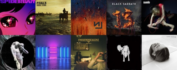 Mis 20 mejores discos del año (Parte II)