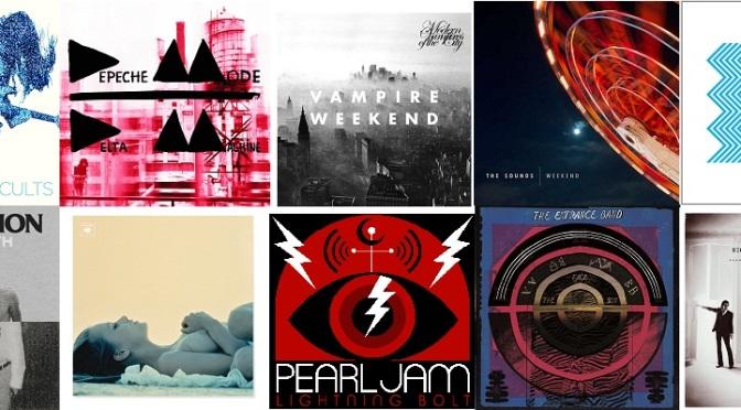 Mis 20 mejores discos del año (Parte I)