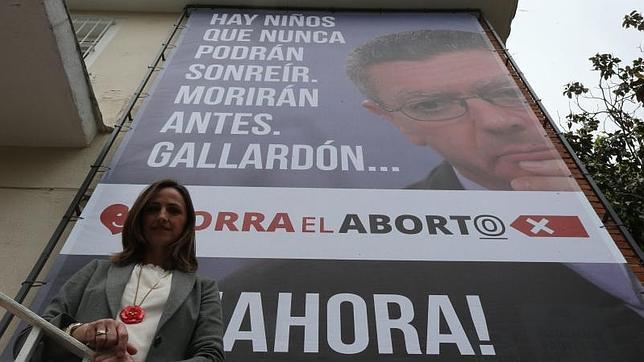 Borra el aborto (Cartel anti-aborto) - Imagen pública