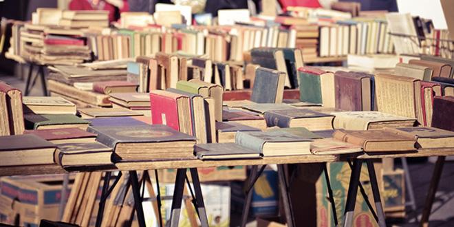 Bazar de libros - Imagen pública
