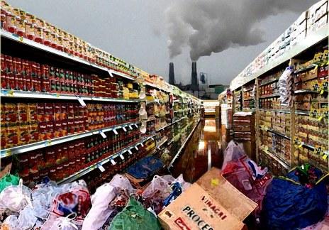 Supermercado - Imagen pública