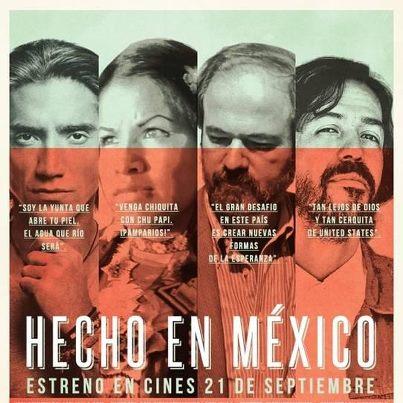 Hecho en México - Póster