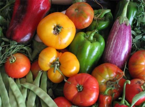 Alimentos organicos - Imagen pública