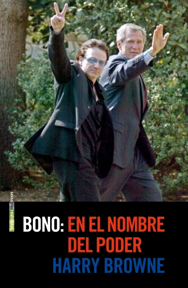 Bono: En el nombre del poder - Portada