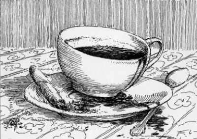Café - Imagen pública
