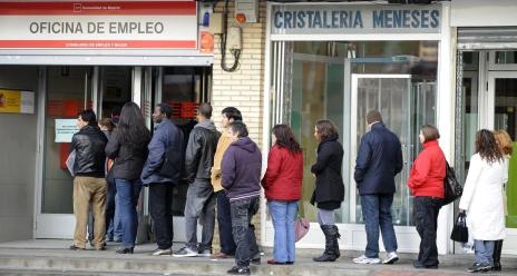 Desempleo - Imagen pública
