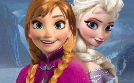 Frozen - Imagen pública