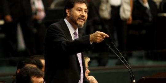 Gerardo Fernández Noroña - Imagen pública