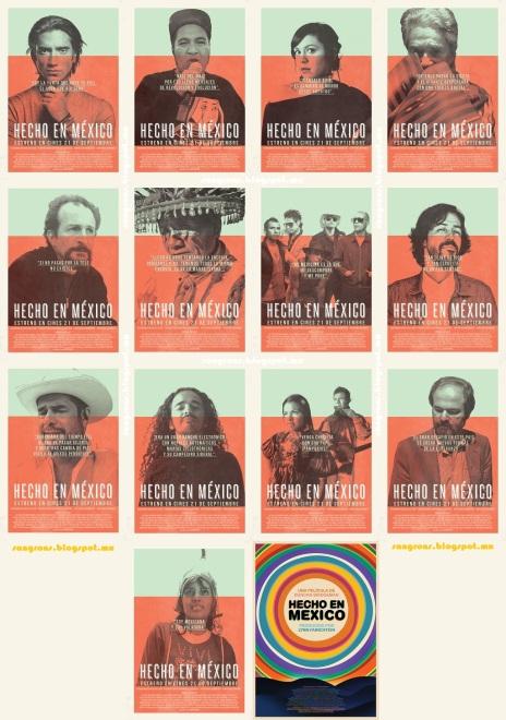 Hecho En Mexico - Todos  los pósters