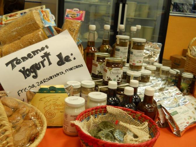 Productos orgánicos, una forma más saludable de vivir
