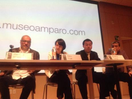 Ciclo de cine chino (Conferencia de prensa) - Fotografía por Victoria Sandoval