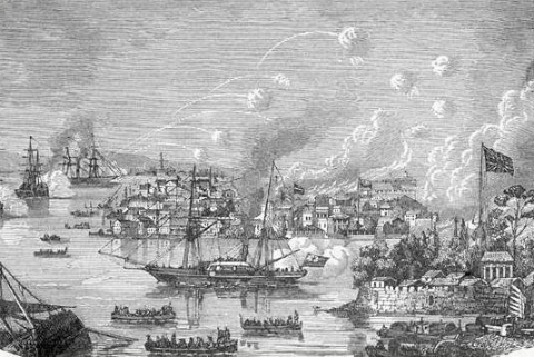 Breves apuntes sobre las Guerras del Opio