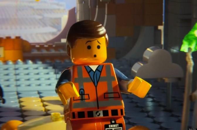 Lego: humor ácido sobre la vida moderna