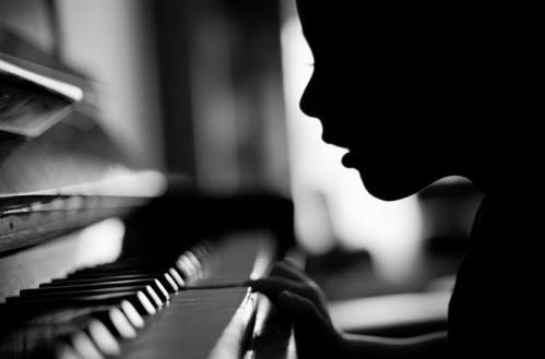 Piano - Imagen pública