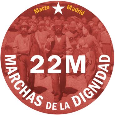 Marchas de la dignidad - Imagen pública