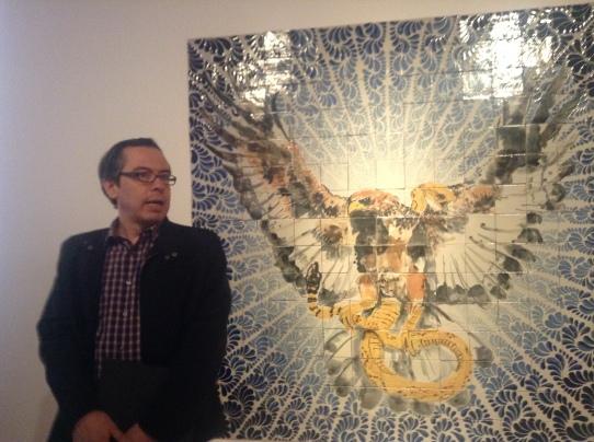 Gonzalo Ortega - Fotografía por Victoria Sandoval
