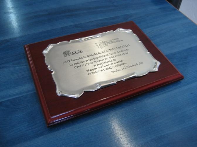 Premio - Imagen pública