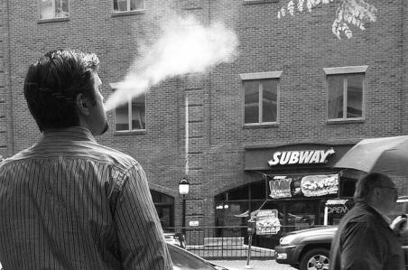 Fumar - Imagen pública