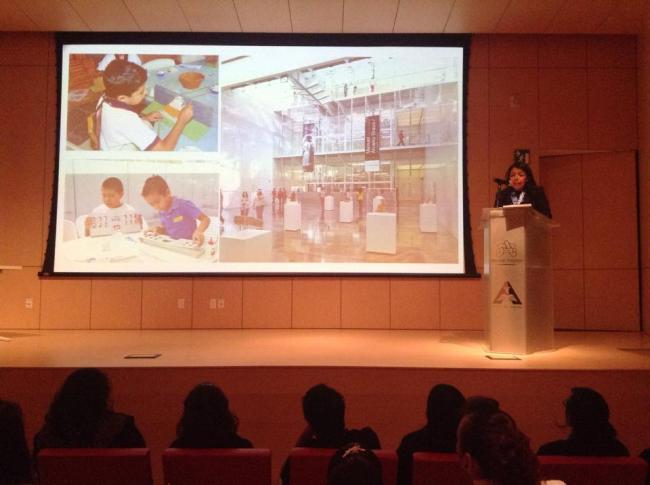presentación del taller de arquitectura