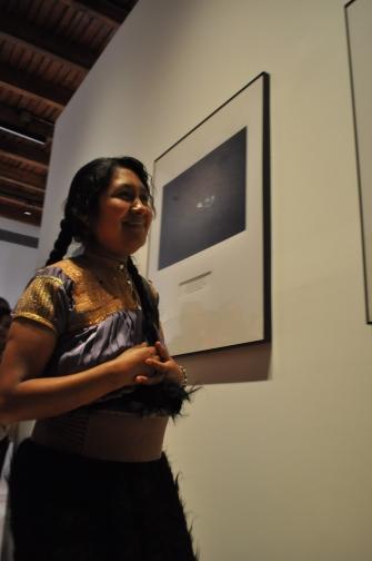 Maruch Sántiz Gómez - Fotografía de Jessica Tirado Camacho