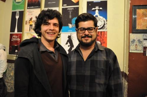 Jesús Tapia y Francisco Coca - Fotografía de Jessica Tirado Camacho