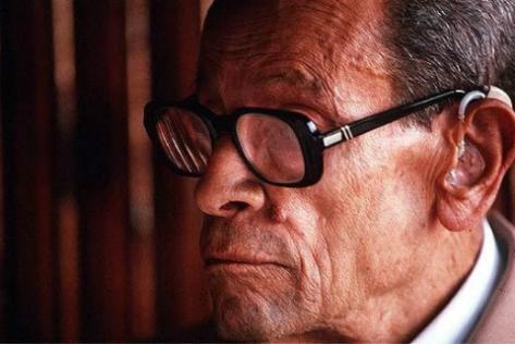 Naguib Mahfuz - Imagen Pública