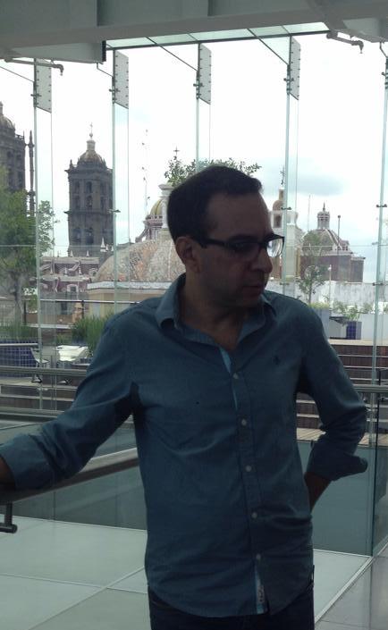 Pablo Vargas Lugo - Fotografía por Victoria Sandoval