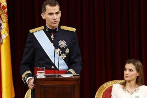 Felipe VI - Imagen Pública