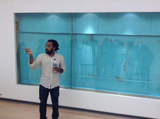 Intento de conservación: Carlos Bunga llega al Museo Amparo