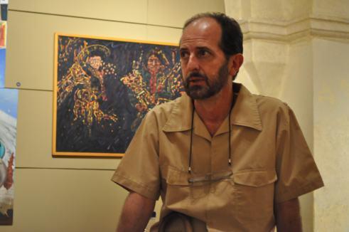 Antonio Álvarez Morán - Fotografía de Jessica Tirado Camacho