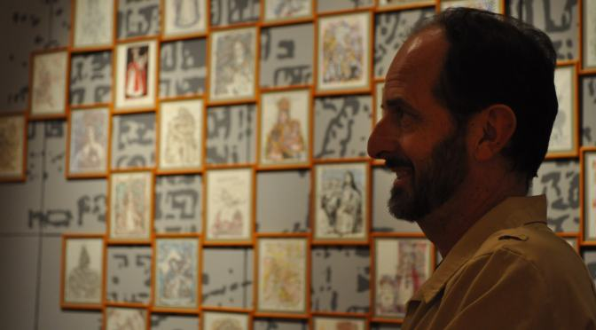 Nutrirse de la cultura popular: entrevista a Antonio Álvarez Morán
