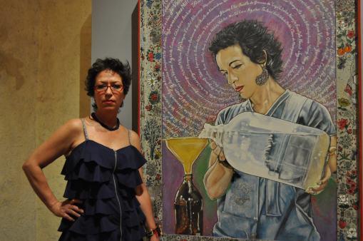 Liliana Amezcua - Fotografía por Jessica Tirado Camacho