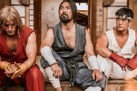 Street Fighter regresa al live-action