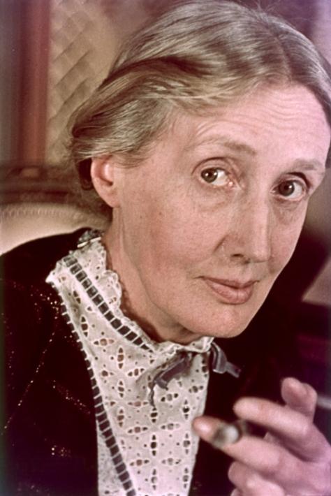 Virginia Woolf - imagen pública