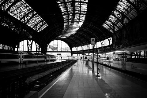 Estación de tren - Imagen Pública