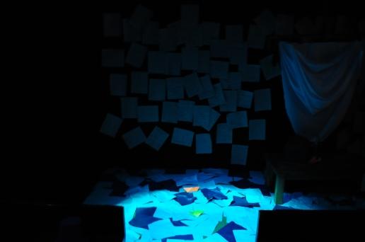 Navegando en el Honey Bunny (Escenario) - Fotografía por Jessica Tirado Camacho