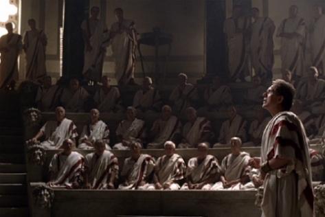 Corte de Roma - Imagen Pública