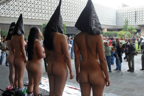 Protesta - Imagen Pública