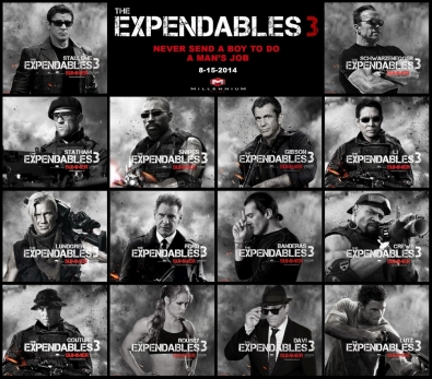The Expendables 3 - Imagen pública