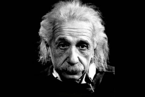 Einstein - Imagen Pública