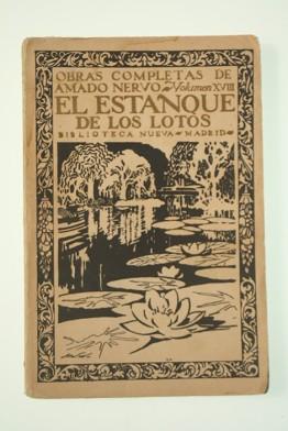 El estanque de los lotos - Imagen pública