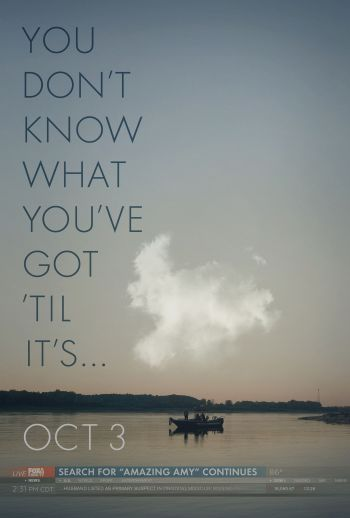 Gone girl - Póster